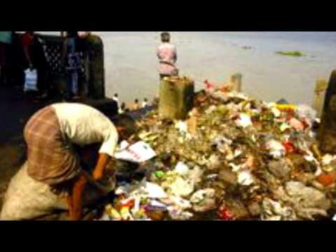 Ganges River Pollution