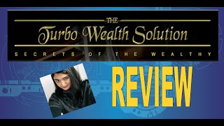 What Is Turbo Wealth Solution? BEWARE! This Is What I Found