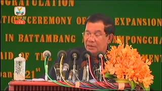 Khmer News, Hang Meas HDTV News, Afternoon, 21 July 2016, Part 01