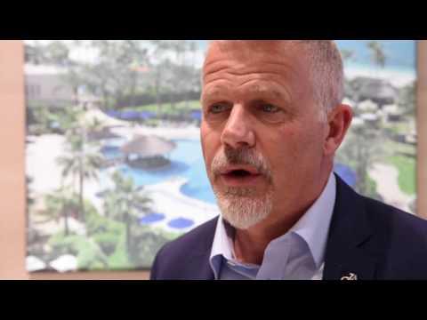 David Thomson, chief operating officer, JA Resorts & Hotels
