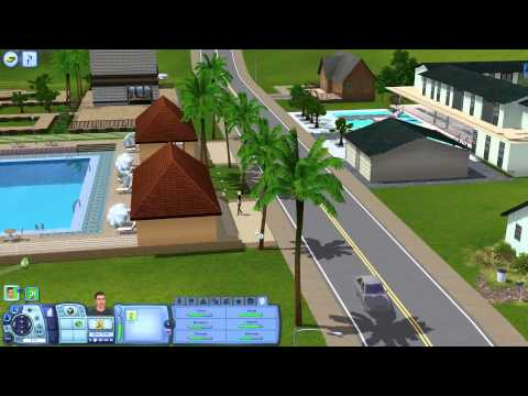 Primeiro Dia - The Sims 3 EP3