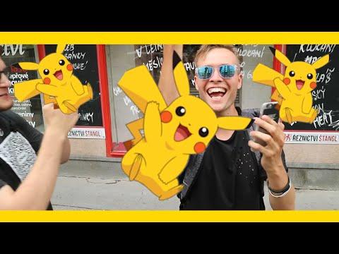 POKEMON GO! Navod Jak Mit Pikachu ZADARMO?!