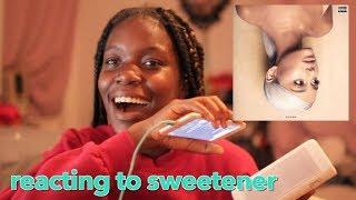 Download Lagu ARIANA GRANDE SWEETENER ALBUM REACTION Gratis STAFABAND