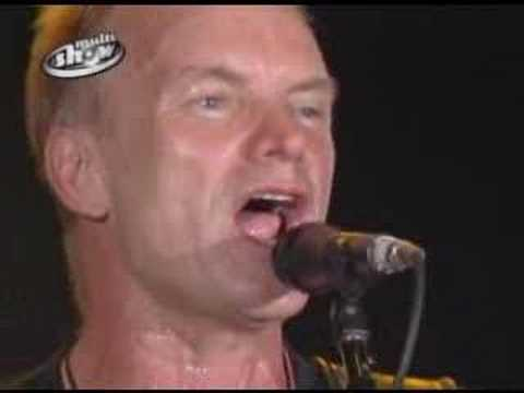 The Police - Voices Inside My Head (Maracanã RJ Brazil) LB