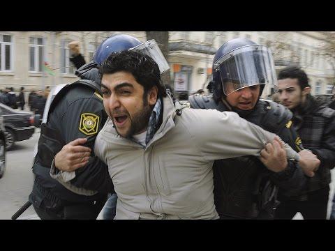Baku 2015: Azerbaijan cracks down on free speech