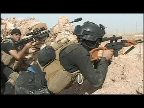 Iraq army fights to keep ISIL at bay 40 miles from Baghdad