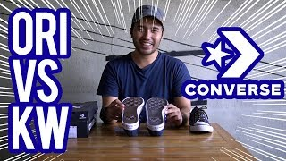 3 DIFFERENT WAYS TO TIE CONVERSE ALL STAR HI | EASY