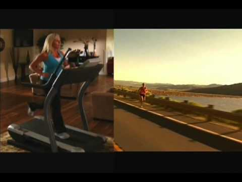 iFit Live for NordicTrack T9.1 Treadmill