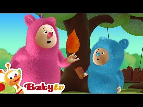 BabyTV - Billy si Bam Bam canta despre culori