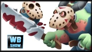 Dragon City: Legendary Jason Voorhees DRAGON! Friday the 13th!