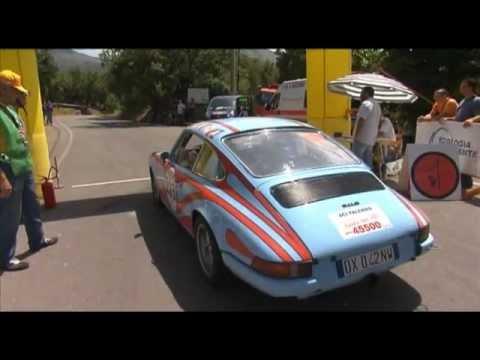CI RALLY AUTO STORICHE – RALLY TARGA FLORIO 2012