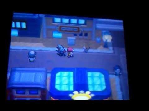 Be red in pokemon soulsilver AR code