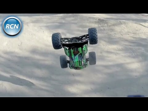 Arrma Kraton 6S BLX - Running Video!
