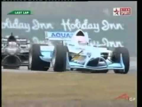 First Time A1 GP Team India
