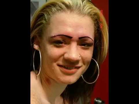 Tattoo fail worlds best bad tattoo video youtube for Face tattoos gone wrong