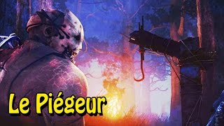 Dead By Daylight FR : Le Piégeur [Killer]