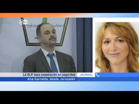 Líderes palestinos suspenden coordinación de seguridad con Israel