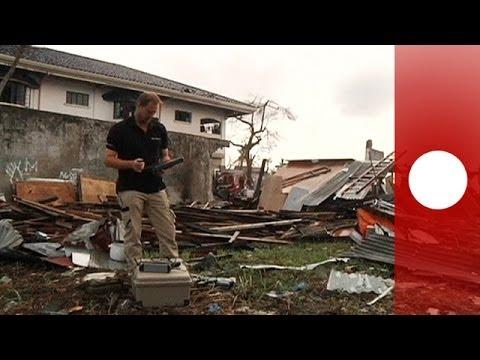 Filipinas, 20 días después del tifón Haiyan