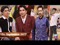 Salam Zindagi With Faysal Qureshi - Gulzar Chandio & Hassan Murad - 15th September 2017