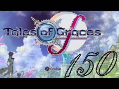 Let's Play Tales of Graces f [HD/Deutsch] - #150 - Eine Stufe runter