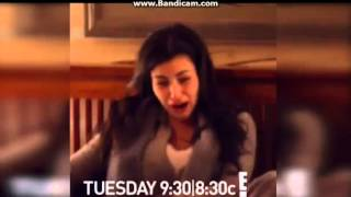 KUWK Special kourtney kardashian makes Fun of sobbing kim
