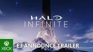 Halo Infinite - E3 2018 - Announce Trailer