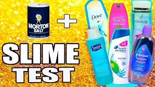 Download Shampoo Slime Test with head and shoulders, suave, pantene, dove, baby shampoo, garnier fructis 3Gp Mp4