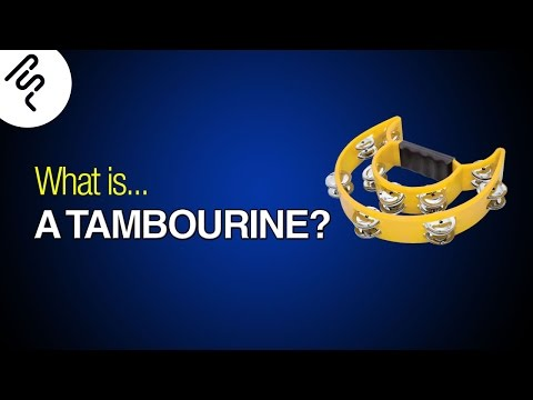 What is a Tambourine? How does it sound?