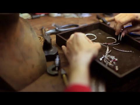 Pasión por el lujo - Jewelry & Diamonds -- Creación de una joya