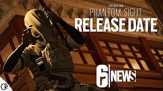 Release Date of Phantom Sight - Nokk & Warden - 6News - Tom Clancy's Rainbow Six Siege