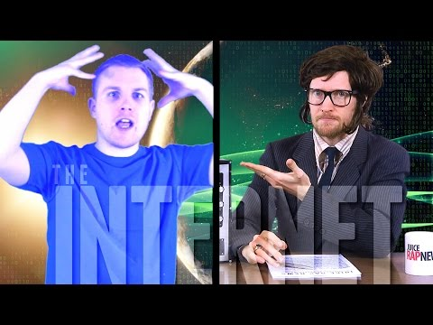 Fate of the INTERNET - Feat. Dan Bull (RAP NEWS 35)