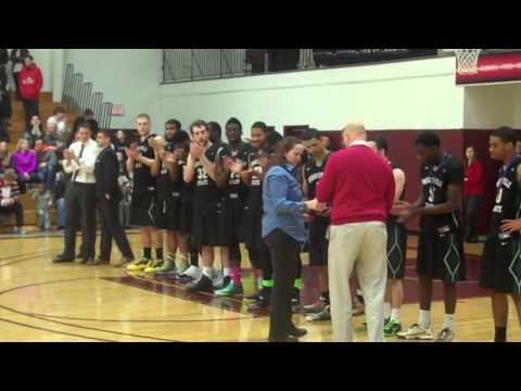 Morrisville State College Wins 2014 NEAC Men's Basketball Championship