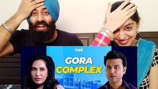 Indian Reaction on Teeli | Gora Complex | Pakistani Short Video | PunjabiReel TV