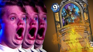 BURNING Their COMBO PIECES With Giftlock 😈 | Rastakhan's Rumble | Hearthstone