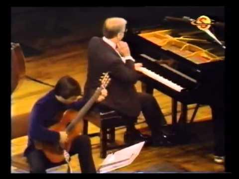 Angel Romero plays Bolling Concerto 1 6