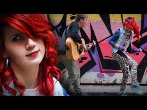 The Black Keys - Lonely Boy | Acoustic Cover By Twistedtim & Loopylady11 video