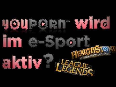 YouPorn sponsert Esport Team ? | Deutschland und die Cloud