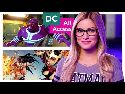 iJustine reveals new LEGO Batman 3 character + Earth 2 (DCAA 231)