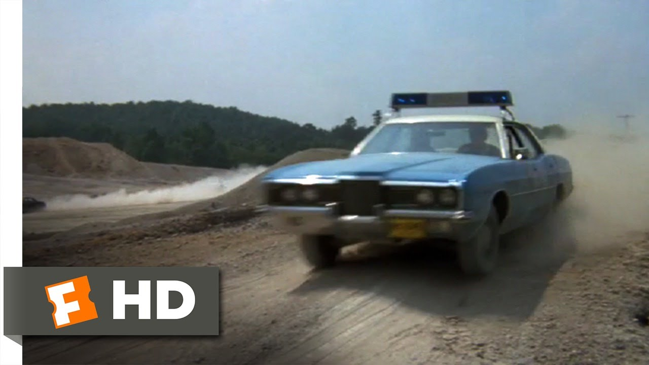 Old Movies Car Chases