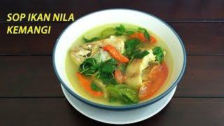 download lagu Cara Membuat Sop Ikan Nila Kemangi - Nila Fish gratis