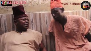Daushe mai ciwon AIDS,Comedy clips.CRYSTAL LENS MEDIA