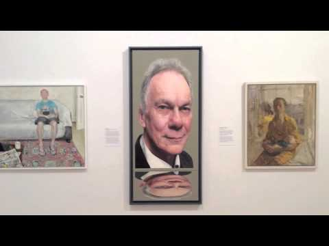Bp Portrait Award 2014 Exhibition video