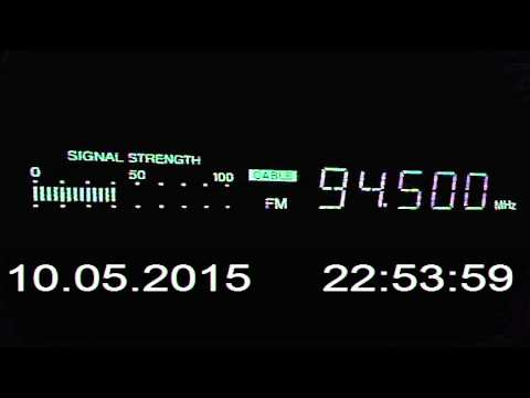 DX FM Radio S Kladovo Kulma Serbia in Craiova Romania 100 km