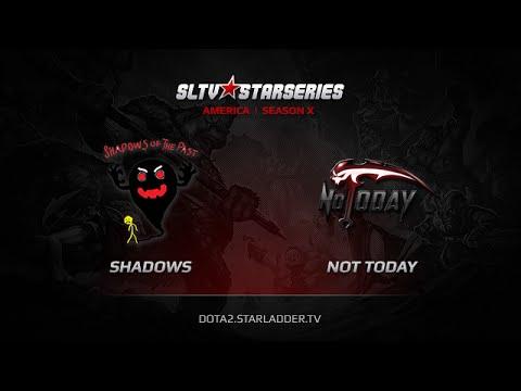 Shadows vs NoToday SLTV America Season X Day 6 Game 6