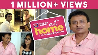 At home with Singer Unnikrishnan    I always wanted a home by the Seaside   JFW Exclusive