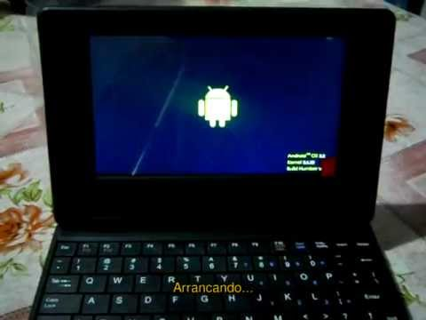 Mini-Netbook Android Review