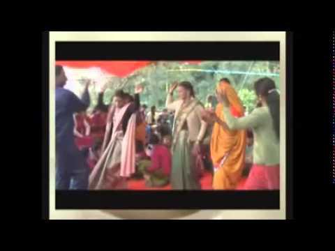 Hey Deepa Mijata Deepa Song Dance in Kumaoni Shaadi Mahila Sangeet...