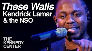 Kendrick Lamar and the National Symphony Orchestra: These Walls