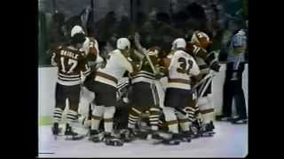 Old Philadelphia Flyers Fights