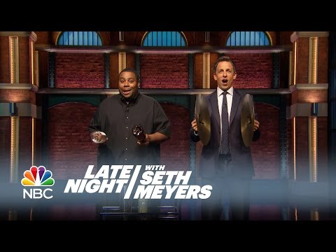 Three Memes and a GIF with Kenan Thompson - Late Night with Seth Meyers
